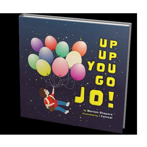 Up up You Go J Mariam Shapera
